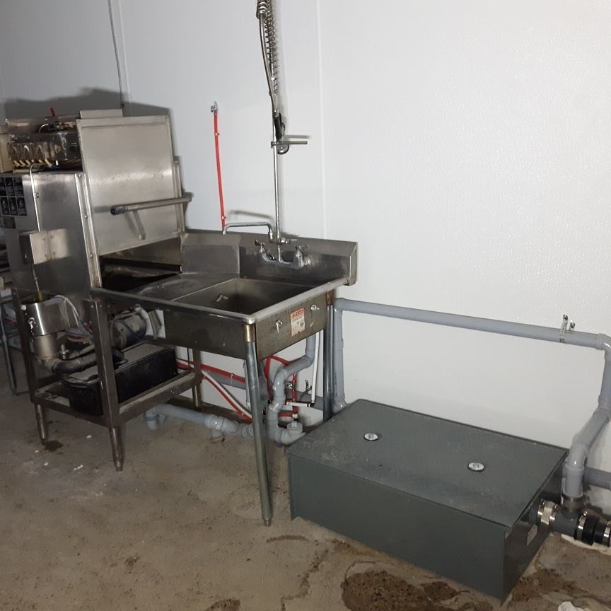 Restaurant Kitchen Renovation